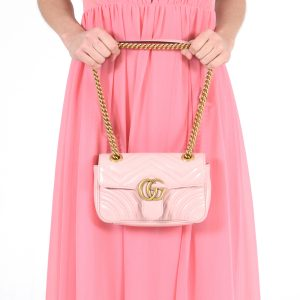 Gucci Marmont. Beautiful Gucci Marmont in blush pink