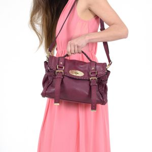 Mulberry Alexa Limited Edition in Berry